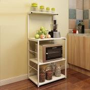 TRRE@ Creative Kitchen Multi - Storey Storage Racks Under Shelf Storage