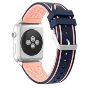 Transer Sports Silicone Wrist Watch Strap Band Belt Bracelet For Apple Watch 42MM