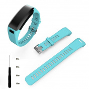 Garmin Vivosmart HR Watch Band, Forthery Smart Watch Silicon Replacement Wrist Band Watchband+ Tools