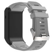 Band For Garmin Vivoactive HR, Soft Silicone Replacement Watch Band ONLY for Garmin Vivoactive HR