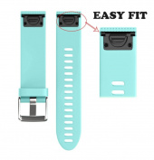 For Garmin Fenix 5S GPS Watch, Sunfei Replacement Silicagel Soft Quick Release Kit Band Strap