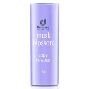 MUST BUY ! 1 Bottle COSWAY Designer Collection Musk Blossom Body Powder