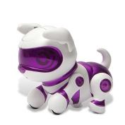 Tekno Newborns Pet Robot Dog, Purple