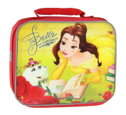 Disney Beauty And The Beast Belle Soft Insulated Lunchbox School Cooler Bag