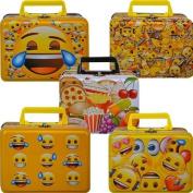 Emoji Tin Lunch Box