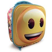 Emoji 3D Insulated Lunch Bag