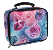 Space Cats Insulated Lunch Box