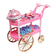 house kitchen furniture and accessories sets doll food girl toy
