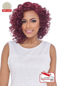 HARLEM 125 LACE FRONT WIG , SWISS LACE DEEP PART SHORT COLLECTION (LSD71)