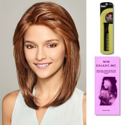 Athena by Henry Margu, Wig Galaxy Hair Loss Booklet & Magic Wig Styling Comb/Metal Pick Combo (Bundle - 3 Items), Colour Chosen