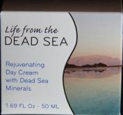 Life From the Dead Sea Rejuvenating Day Cream with Dead Sea Minerals 50ml