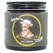 O'Douds x John Wayne All Natural Vegan Clay Pomade