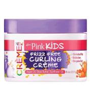 Pink Kids Frizz Free Curling Creme 227g