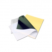 10 PCS Sheet Transfer Thermal Carbon Stencil Paper 4 Layer Size A4 WS011
