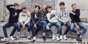 BTS K-pop (28x14 inch, 70x35 cm) Silk Poster PJ16-8E44