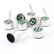 8Pcs 52dB Electret Microphone Inserts with PCB Pins Condenser 9x7mm