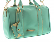 New Ladies/Womens Mint/Green Small Bowling Style Bags - Mint - UK SIZES 1-1