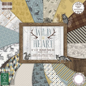 WILD AT HEART PAPRPD-12X12