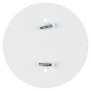 Westinghouse #70064 White Outlet Concealer