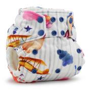 Rumparooz One Size Cloth Pocket Nappy - Snap - Soar