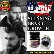 ❤️BLACK PHOMTHONG FACIAL HAIR GROWTH CREAM GROW moustache BEARD GROWTH SIDEBURNS