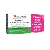 Forte Pharma Expert Hair Cheveux Capilar 84 Caps 3 months Anti Hairloss Hair Everyday