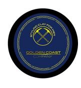Premium Styling Clay for Men 90ml Matte Finish - GOLDEN COAST COMPANY