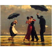 Alonea DIY Painting Handpainted Canvas Home Wall Art Picture Living Room Gift