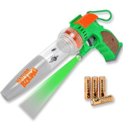 Nature Bound Bug Vacuum Toy, Eco-Friendly Catch and Release Indoor/Outdoor Play, Ages 5-12