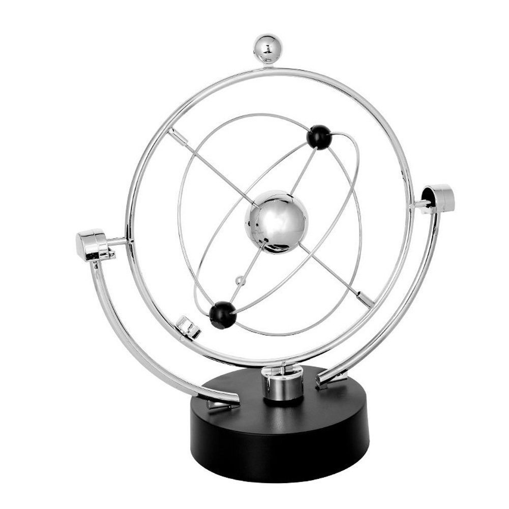 chofit electronic perpetual motion desk sculpture toy innovative