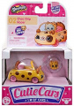 Shopkins cutie cars 02 Choc Chip Racer