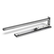 SO-TECH® Extendible arm towel rail 325 mm chrome polished Towel Rail