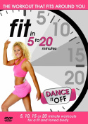 Fit in 5 to 20 Minutes - Dance It Off DVD