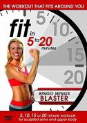 Fit in 5 to 20 Minutes - Bingo Wings Blaster DVD
