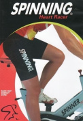 Spinning Race Day Energy Zone Excercise DVD - Multi-Colour
