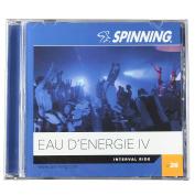 Spinning D'Energie IV Excercise CD - Multi-Colour