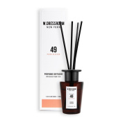 W.Dressroom New Perfume Diffuser 70ml Home Fragrance Aromatherapy [No.49 Peach Blossom]