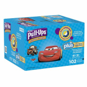 Learning Designs Pull-Ups for Boys - The Most Absorbant Huggies Training Pant (Size 4T-5T