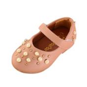 Voberry Children Kids Girls Summer Shoes Toddler Rivet Princess Sandals