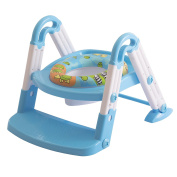 Dream On Me 3-in-1 Potty Training System, Blue