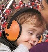 KidCo Whispears Infant & Child Hearing Protection (0-5 Years), Orange