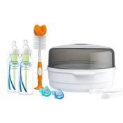 Dr. Brown's Microwave Steam Steriliser Gift Set