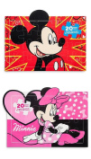 Mickey and Minnie Mouse Puzzle Placemat Set