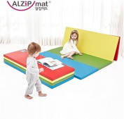Alzip Colour Folder Mat - Super Grand 240x140x4cm (6 colours) -