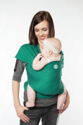Moby Wrap Baby Carrier - Limited Edition Coastal Collection - Mediterranean