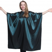Mane Caper 100% Nylon Cape Professional Salon Quality 110cm X 150cm Material Heavy Material Extra Long Durability Barbershop and Beauty Shop Use, Long Lasting and Specialised