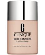 New! Clinique Acne Solutions Liquid Makeup, 1 oz / 30 ml, 01 Fresh Alabaster