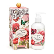 Michel Design Works European Floral Scented Hand & Body Lotion with Shea Butter, Toujours Paris