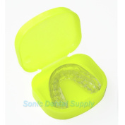 Dental Retainer Cases Orthodontic Gum Shields Mouth Guards Trays Night Guards Dental Plates Partial Dentures