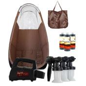 MaxiMist SprayMate TNT HVLP Sunless Spray Tan Machine with Pop Up Tan Tent